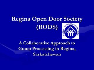 Regina Open Door Society RODS