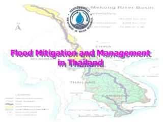 Flood Mitigation and Management in Thailand