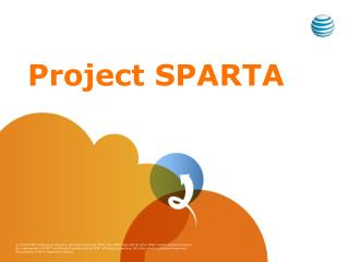 Project SPARTA