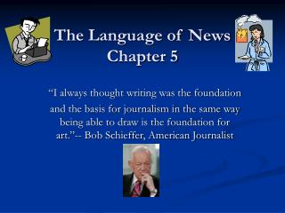 The Language of News Chapter 5