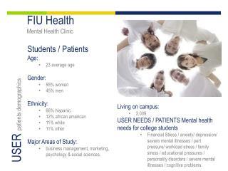 FIU Health Mental Health Clinic