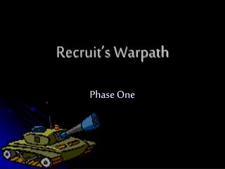 Recruit's Warpath