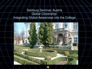 Acquiring Global Membership