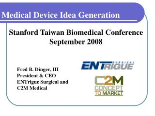 Medical Device Idea Generation