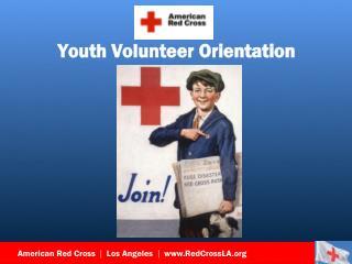 Youth Volunteer Orientation