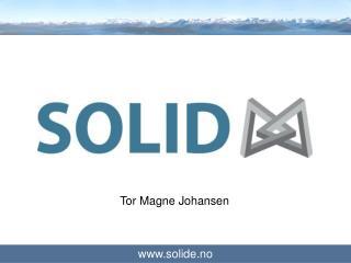 Tor Magne Johansen