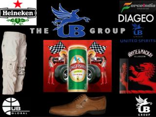 The  UB Conglomerate