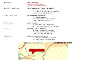 Zone commerciale de Chantrans