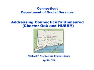 CONNETICUT MEDICAID MANAGED CARE