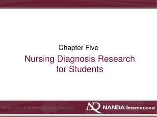 Nursing Diagnosis Research for Students