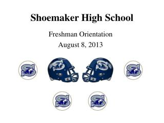Shoemaker High School