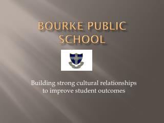 Bourke Public School