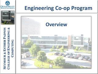 Engineering Co-op Program