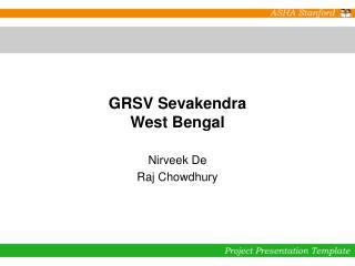 GRSV Sevakendra  West Bengal