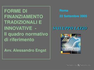Roma 22 Settembre 2005