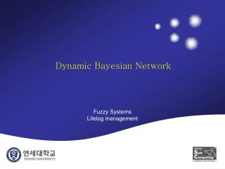 Dynamic Bayesian Network