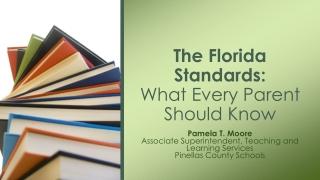 Florida K-8 Mathematics Standards