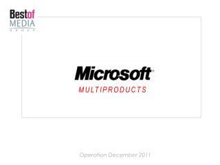 Operation December  2011