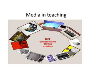 Media in  teaching