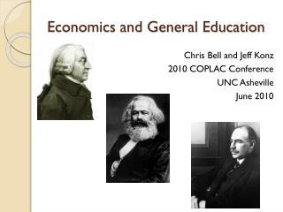 Economics and General Education