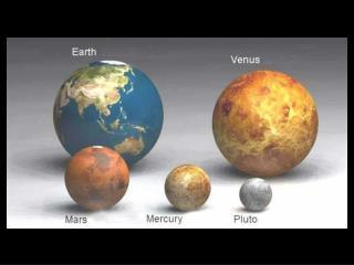 """Μέχρι εδώ ήταν το ηλιακό μας σύστημα.  Από εδώ και πέρα αρχίζουν τα πραγματικά """"μεγάλα""""."""