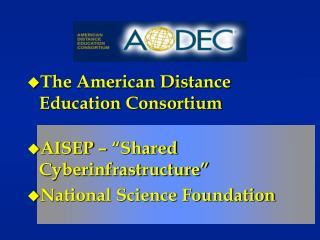 The American Distance Education Consortium
