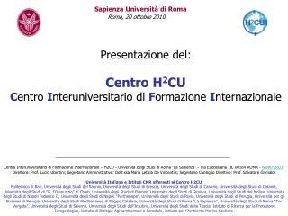 Sapienza Università di Roma