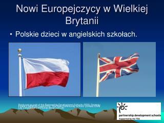 Nowi Europejczycy w Wielkiej Brytanii