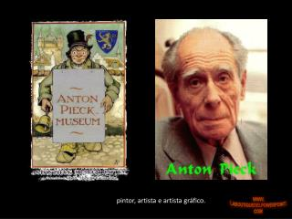 pintor, artista e artista gráfico.
