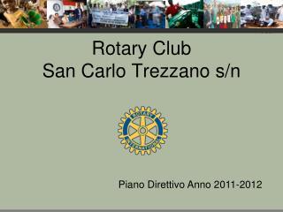 Rotary Club  San Carlo Trezzano s/n