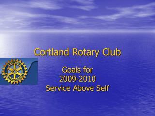 Cortland Rotary Club