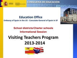 Education Office  Embassy of Spain in the US - Consulate General of Spain in SF