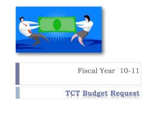 TCT Budget Request