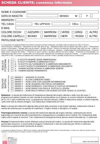 NOME E COGNOME DATA DI NASCITA                SESSO         M       F INDIRIZZO