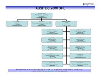 ASSITEC 2000 SRL