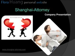 Importance of Divorce Lawyer in Shanghai