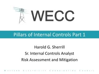 Internal Controls Awareness Course