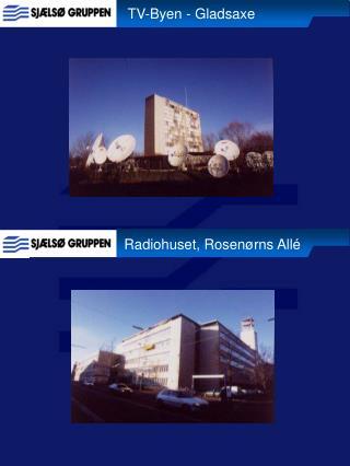 Radiohuset, Rosenørns Allé