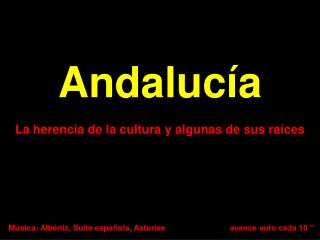 Andaluc�a