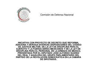 Comisión de Defensa Nacional