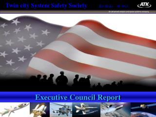 Executive Council Report