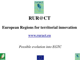 RUR@CT European Regions for territorial innovation ruract.eu