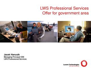 LWS Professional Services  O ffer for government area