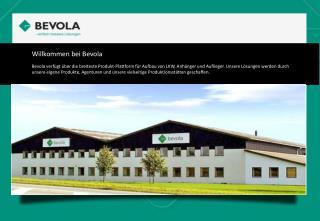 Willkommen bei  Bevola
