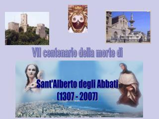 VII centenario della morte di