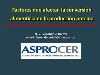 Factores que afectan la conversión alimenticia en la producción porcina