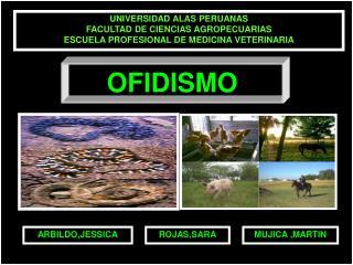 UNIVERSIDAD ALAS PERUANAS FACULTAD DE CIENCIAS AGROPECUARIAS