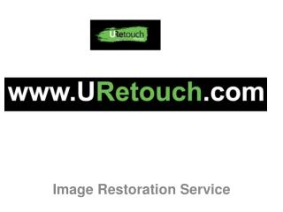 Digital Image Restoration Service