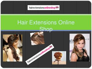 Weaving Hair Extensions in UK