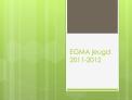 EGMA jeugd 2011-2012